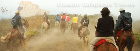 Horse Riding - Pululahua