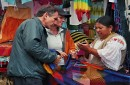 Otavalo Indian Market